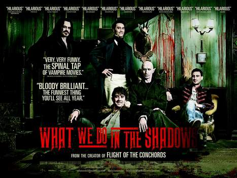 What We Do In The Shadows Quad
