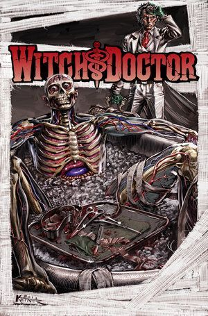 Witch Doctor The Resuscitation 01