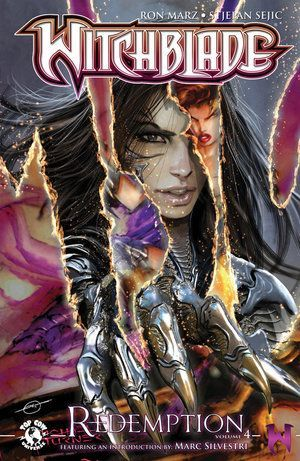 Witchblade Redemption Volume 4 01