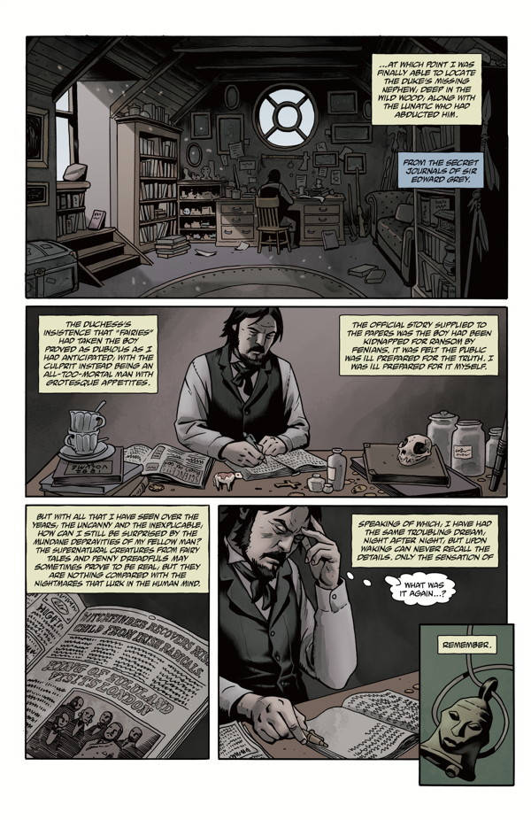 Witchfinder City Of The Dead 1 04