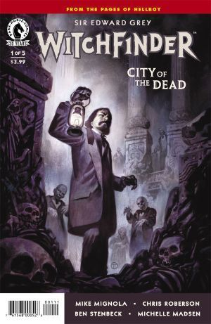 Witchfinder City Of The Dead 1 00