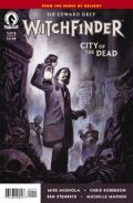 Witchfinder City Of The Dead 1 Cover