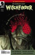 Witchfinder The Mysteries Of Unland 2 Cover