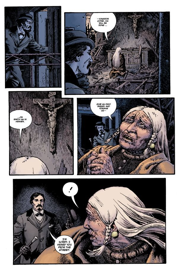 Witchfinder Volume 2 Lost And Gone Forever 03