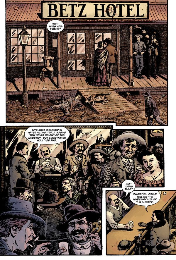 Witchfinder Volume 2 Lost And Gone Forever 05